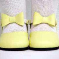 Classic Ankle Strap w/ Bow