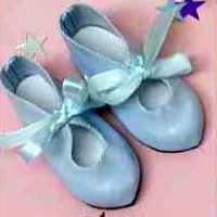 Ribbon French Shoes