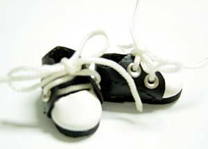 Blythe Black & White Runner