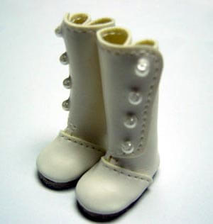 Blythe Boots w/ Pearls