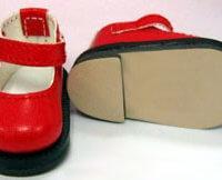 Modern Mary Jane Shoe