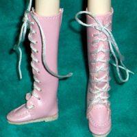 Pullip Lace Boots