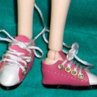 Pullip Runner Tie Shoes
