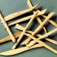 6in Wood Modeling Tool Set